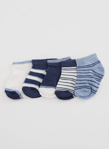 DeFacto Çorap Seti Lacivert